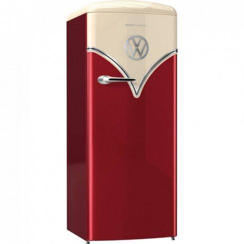 Gorenje OBRB153R Egyajtós hűtőszekrény fagyasztóval
