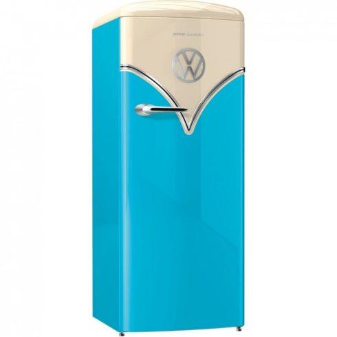 Gorenje OBRB153BL Egyajtós hűtőszekrény fagyasztóval