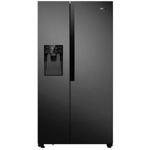 Gorenje NRS9182VB Side-by-side hűtőszekrény