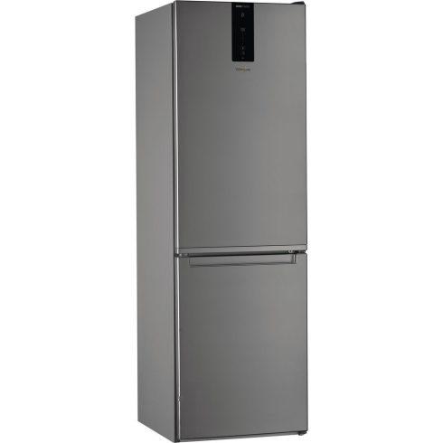 Whirlpool W7 821O OX Alul fagyasztós hűtőszekrény