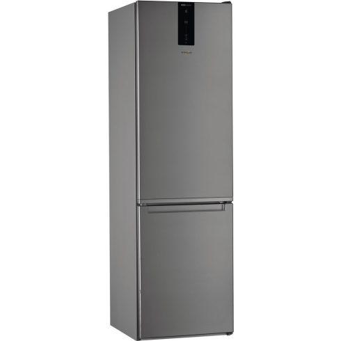 Whirlpool W7 921O OX Alul fagyasztós hűtőszekrény