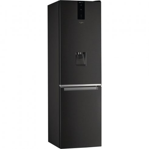 Whirlpool W7 921O K AQUA Alul fagyasztós hűtőszekrény