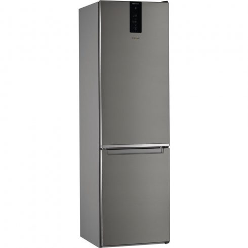 Whirlpool W9 931D IX Alul fagyasztós hűtőszekrény