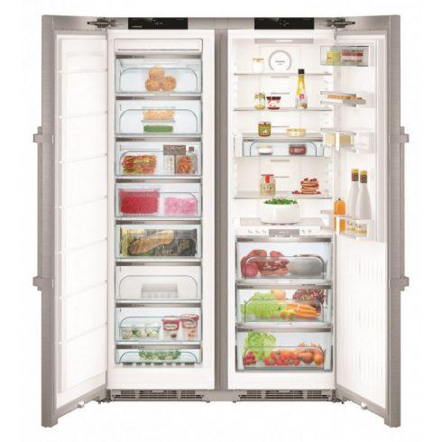 Liebherr SBSes 8773 Side-by-side hűtőszekrény
