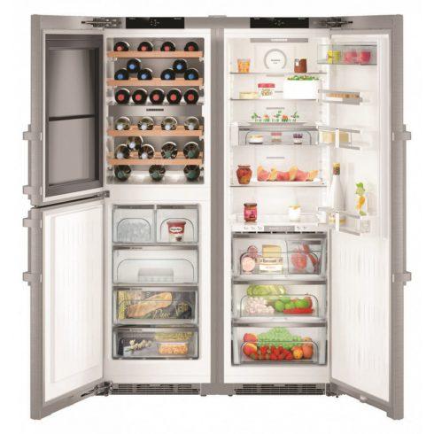 Liebherr SBSes 8496 Side-by-side hűtőszekrény