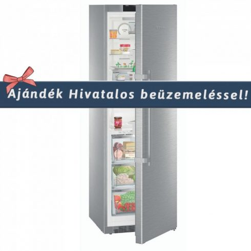 Liebherr SKBes 4380 Side-by-side hűtőszekrény