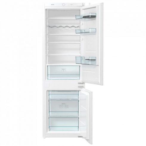 Gorenje RKI4182E1 Beépíthető Alulfagyasztós hűtőszekrény
