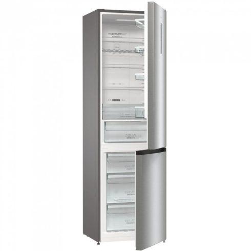 Gorenje NRK6202AXL4 Alulfagyasztós hűtőszekrény