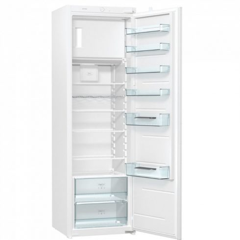 Gorenje RBI4182E1 Beépíthető egyajtós hűtőszekrény fagyasztóval