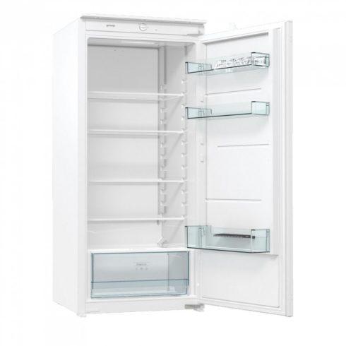 Gorenje RI4122E1 Beépíthető egyajtós hűtőszekrény