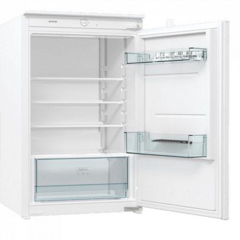 Gorenje RI4092E1 Beépíthető egyajtós hűtőszekrény