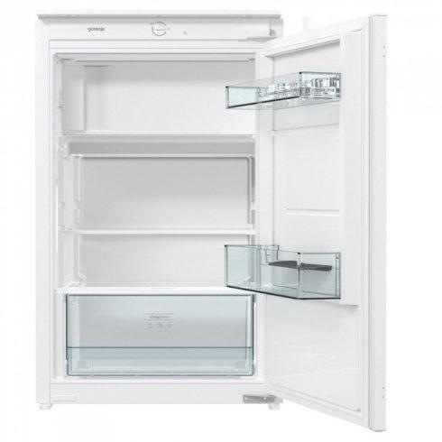 Gorenje RBI4092E1 Beépíthető egyajtós hűtőszekrény fagyasztóval