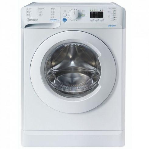 Indesit BWSA 61051 W EU N Elöltöltős mosógép