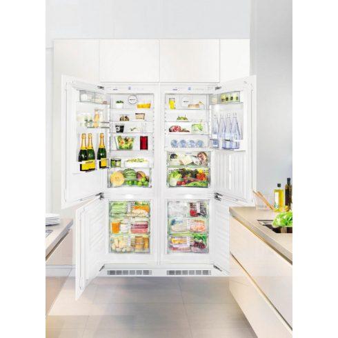 Liebherr SBS 66I3 Beépíthető side-by-side hűtőszekrény