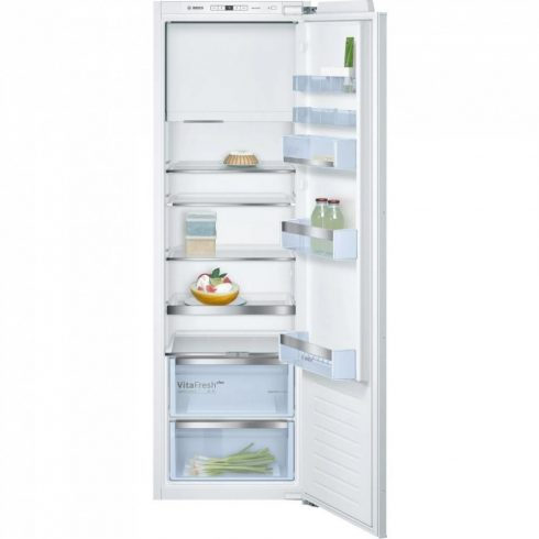 Bosch KIL82AFF0 Beépíthető Egyajtós hűtőszekrény fagyasztóval