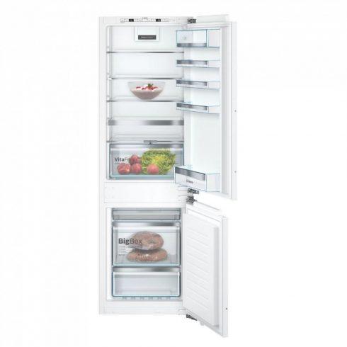 Bosch KIN86AFF0 Beépíthető Alulfagyasztós hűtőszekrény
