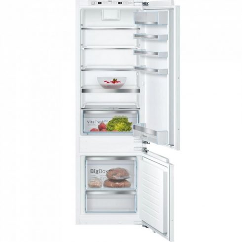 Bosch KIS87ADD0 Beépíthető Alulfagyasztós hűtőszekrény