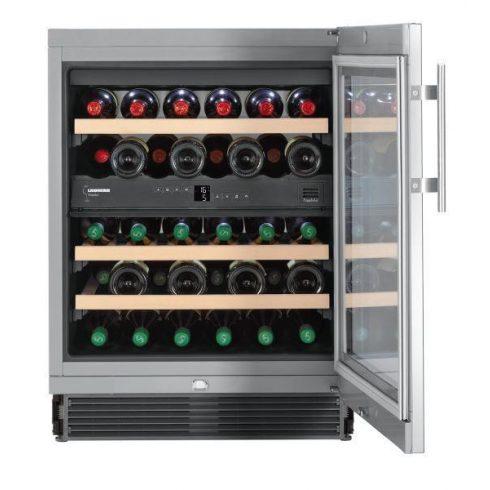 Liebherr UWTes 1672 Beépíthető borhűtő