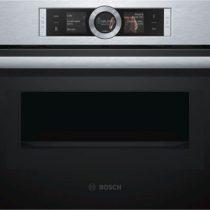 Bosch CMG656BS1 Sütő és Mikrohullámú sütő