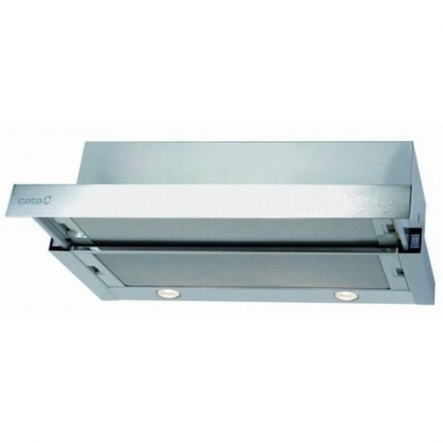 Cata TF-2003/60/D LED duralum Beépíthető Kihúzható páraelszívó